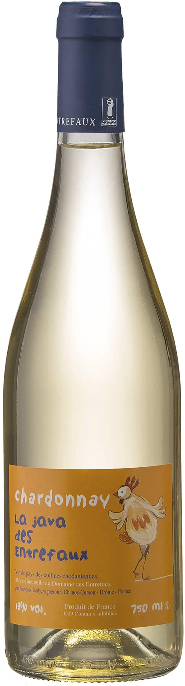 La Java des Entrefaux Chardonnay 2018
