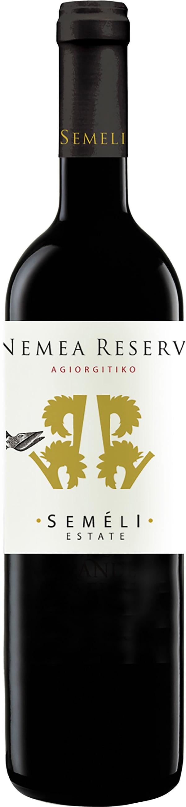 Semeli Estate Nemea Reserve Agiorgitiko 2016