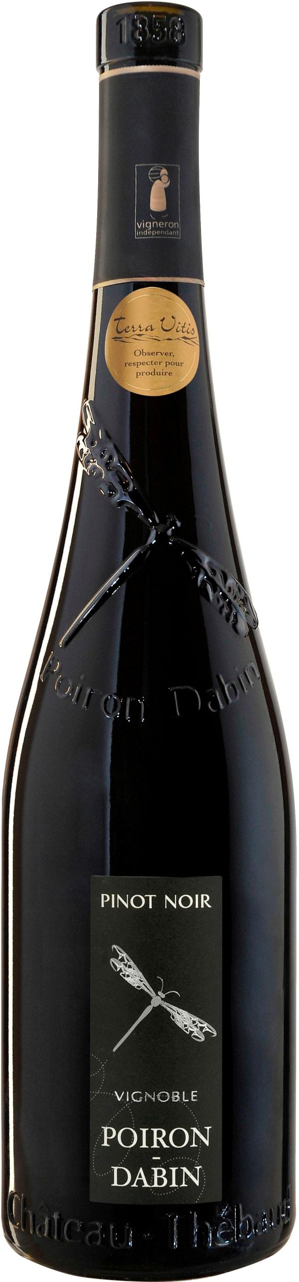 Poiron-Dabin Pinot Noir 2017