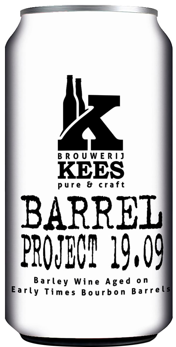 Kees Barrel Project 19.09 can
