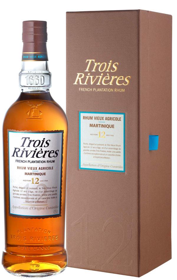 Trois Rivières 12 Ans