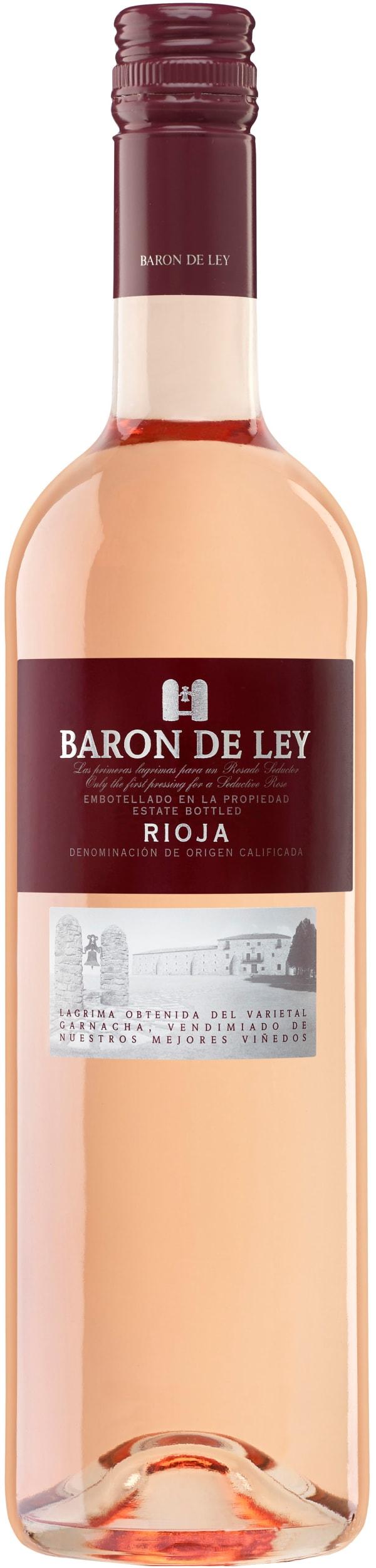 Baron de Ley Rosado 2018