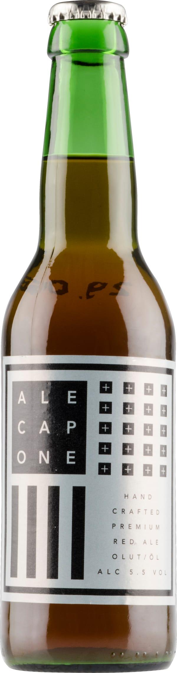 Alberga Ale Capone Red Ale