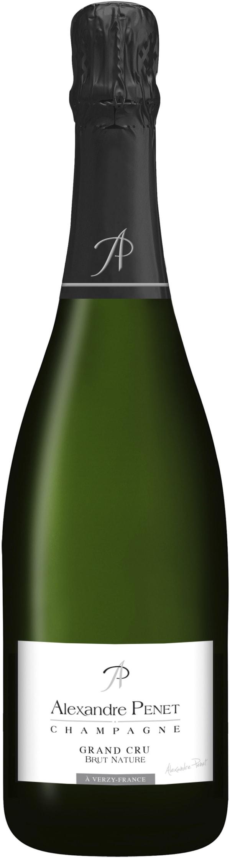 Alexandre Penet Grand Cru Champagne Brut Nature
