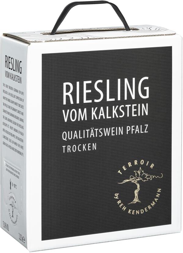 Reh Kendermann Vom Kalkstein Riesling 2018 bag-in-box