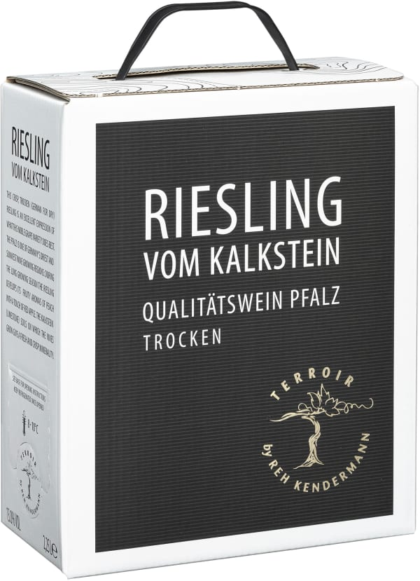 Reh Kendermann Vom Kalkstein Riesling 2020 lådvin