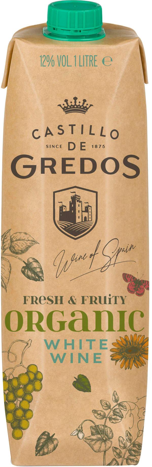Castillo de Gredos Blanco carton package
