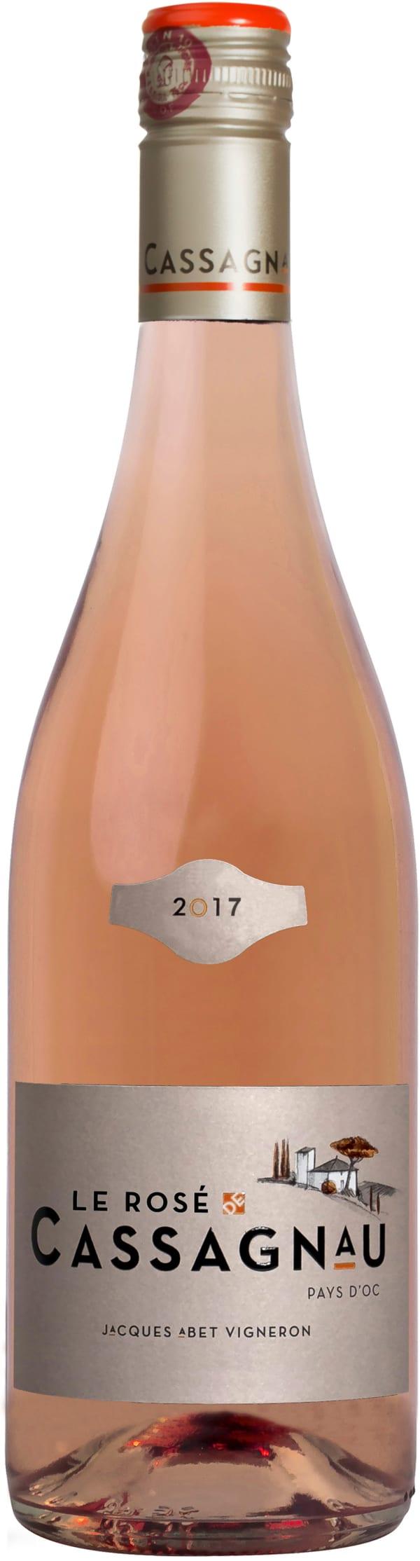 Le Rosé de Cassagnau 2017