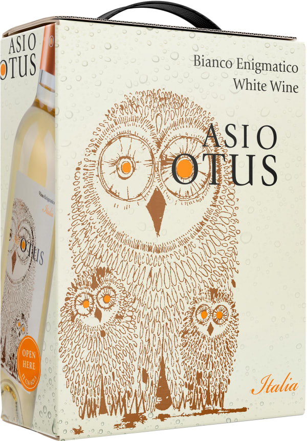 Asio Otus Bianco lådvin