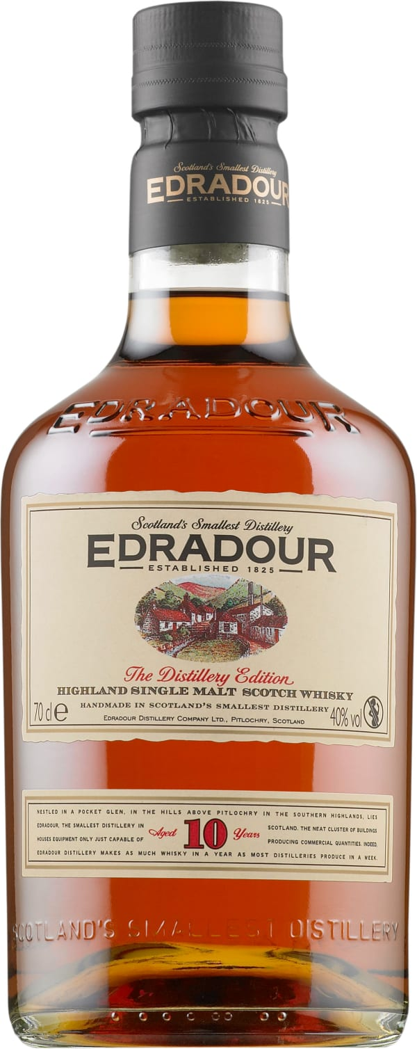 Edradour 10 Year Old Single Malt