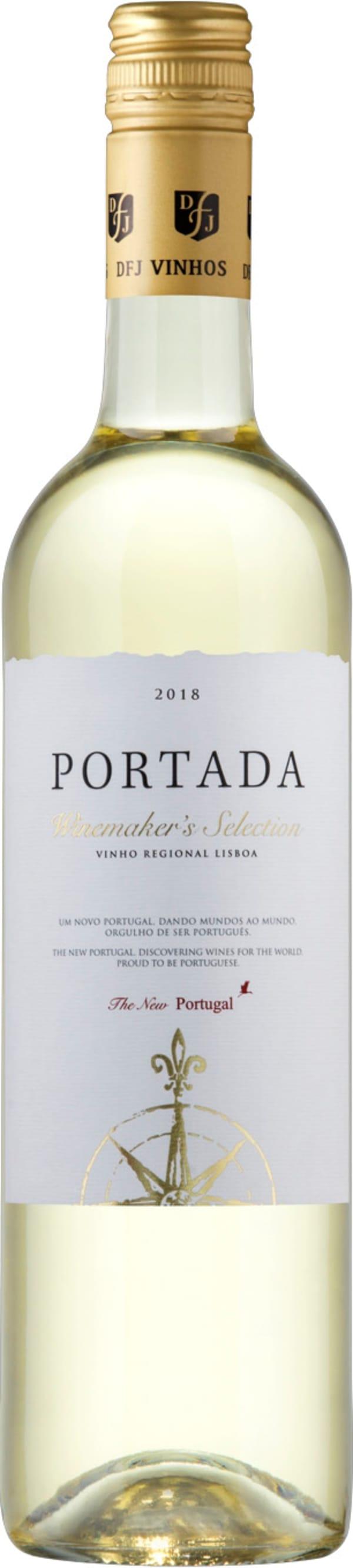 Portada Winemaker´s Selection White 2018