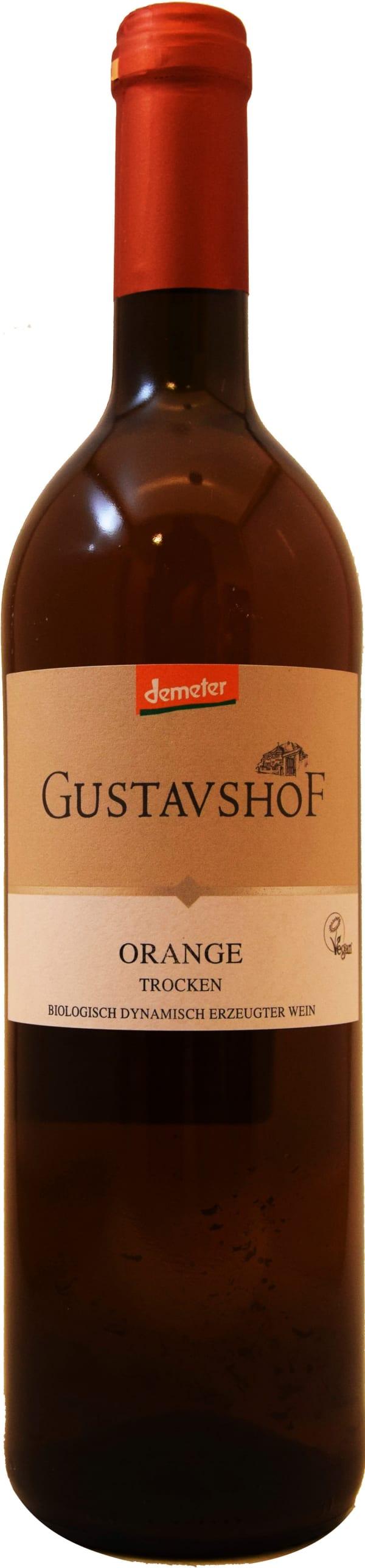 Gustavshof Orange Trocken 2015