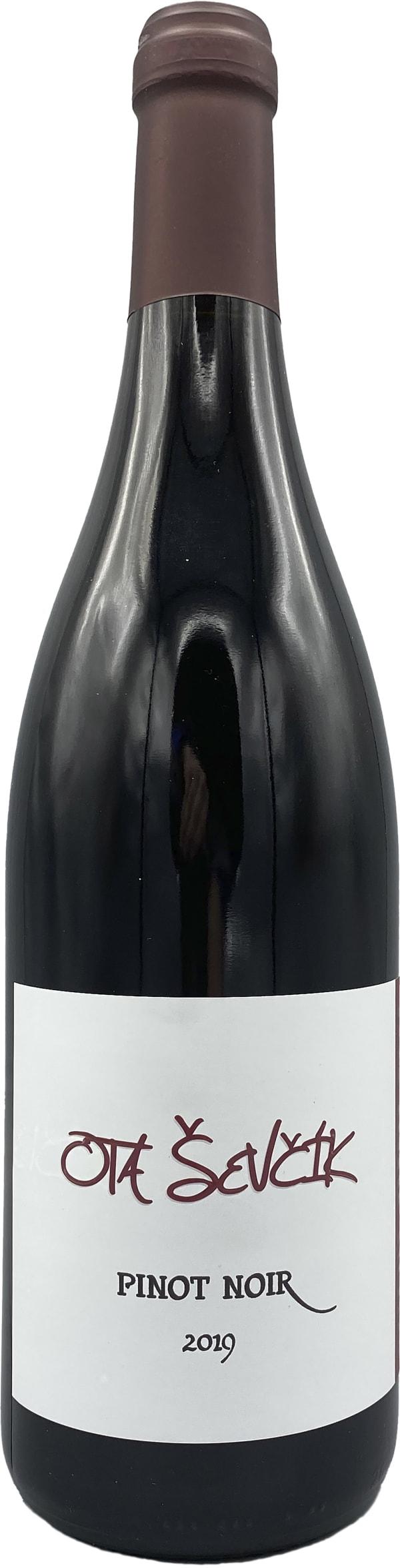 Ota Sevcik Pinot Noir 2019