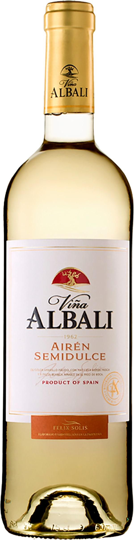 Viña Albali Airén Semidulce 2018
