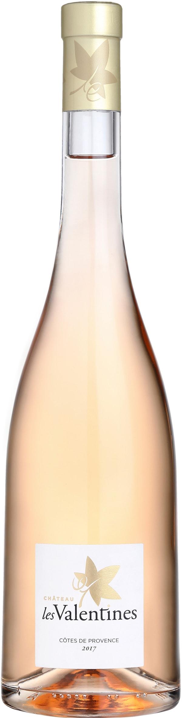 Château Les Valentines Rosé 2018