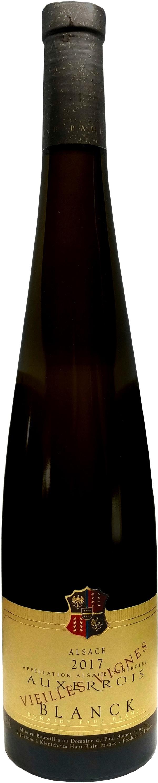 Paul Blanck Auxerrois Vieilles Vignes 2017