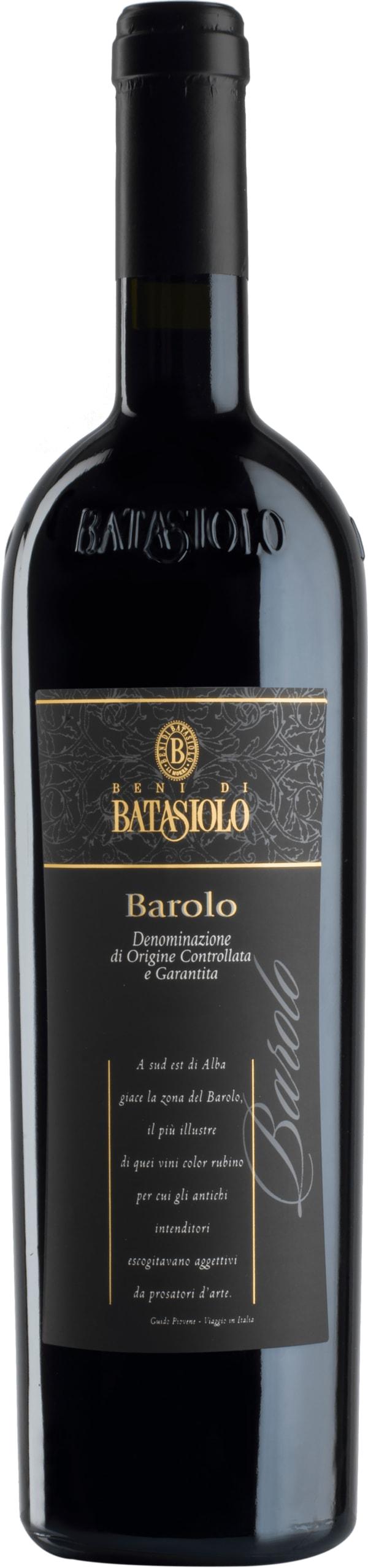 Barolo Batasiolo 2015