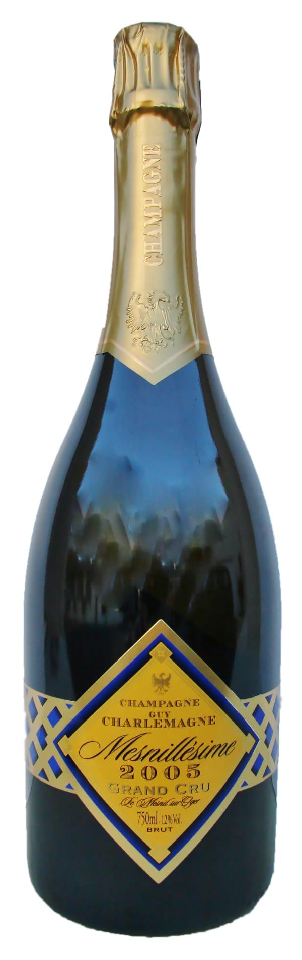 Guy Charlemagne Mesnillèsime Champagne Brut  2008