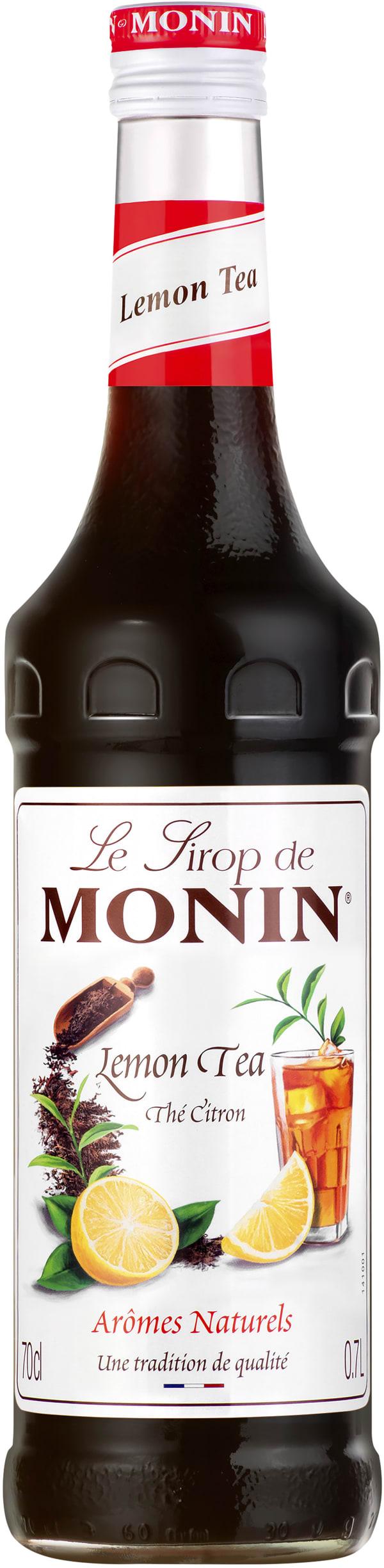 Le Sirop de Monin Lemon Tea