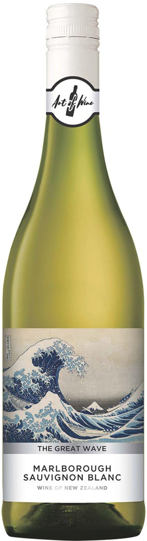 The Great Wave Sauvignon Blanc 2019