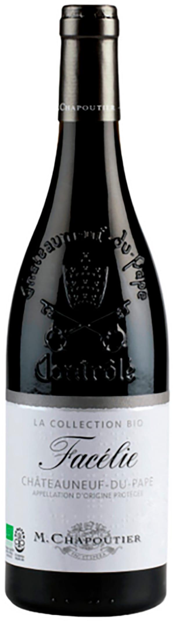 Chapoutier Châteauneuf-du-Pape Bio Collection 2015