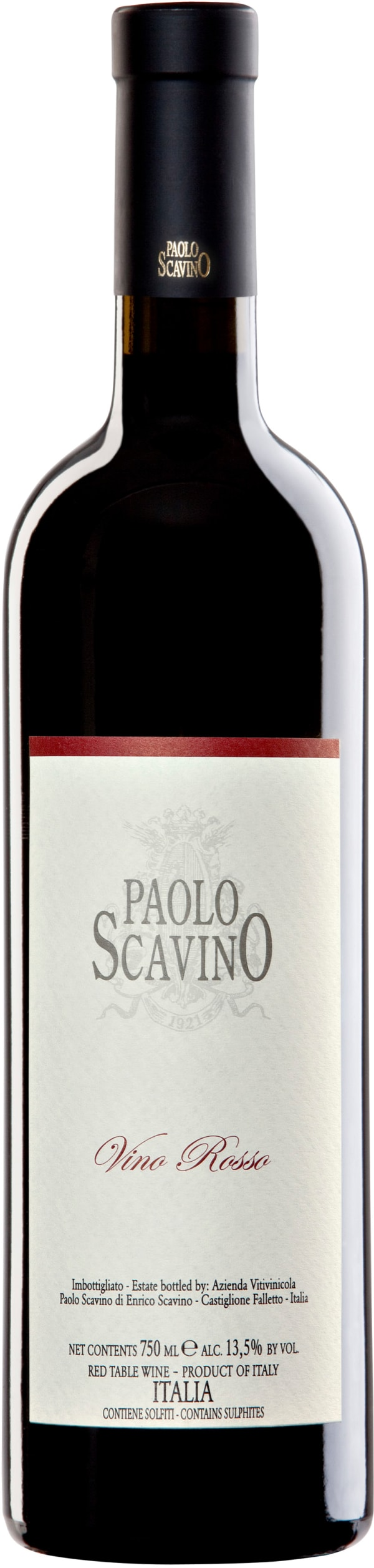 Paolo Scavino Vino Rosso 2019