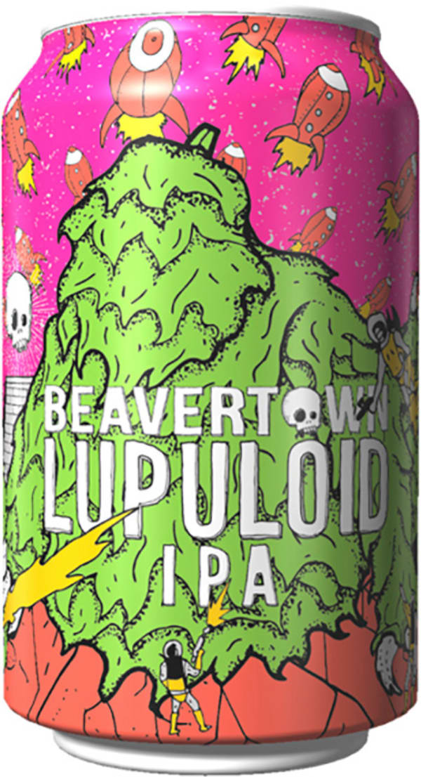 Beavertown Lupuloid IPA can