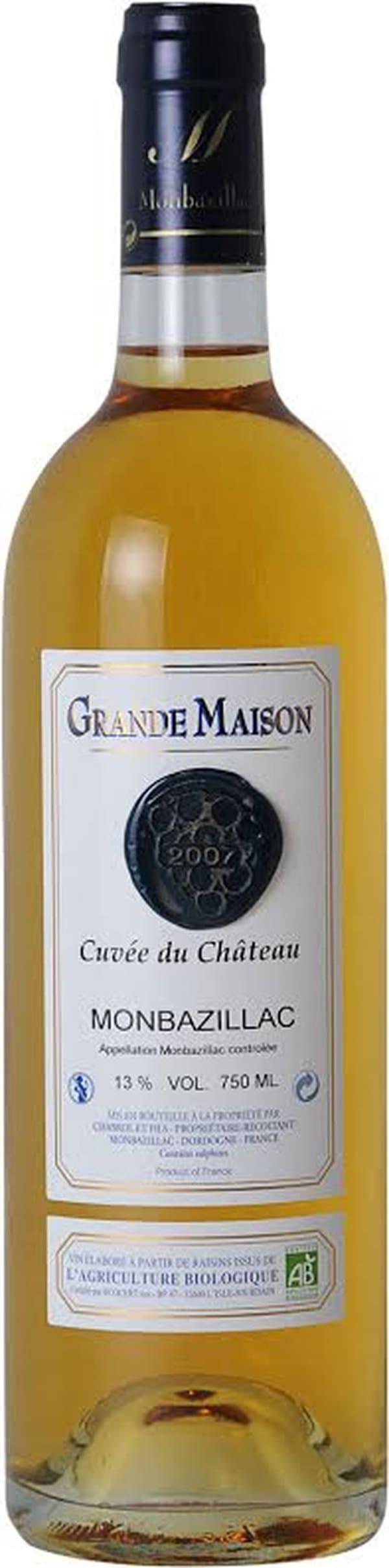 Monbazillac Cuvée du Château 2012