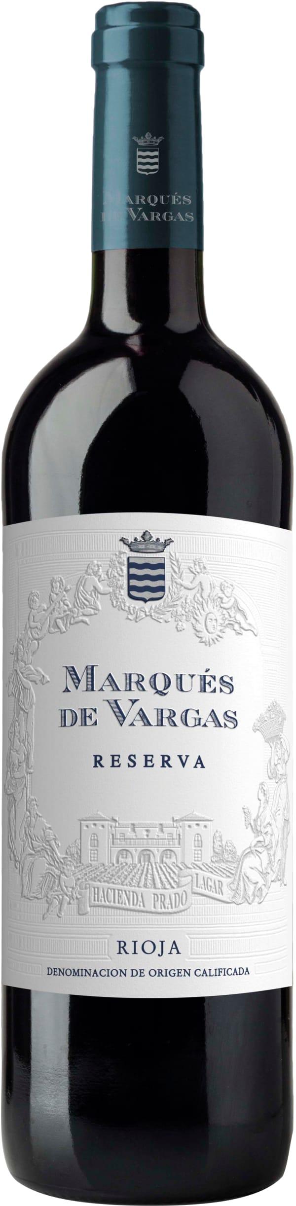 Marques de Vargas Reserva 2015