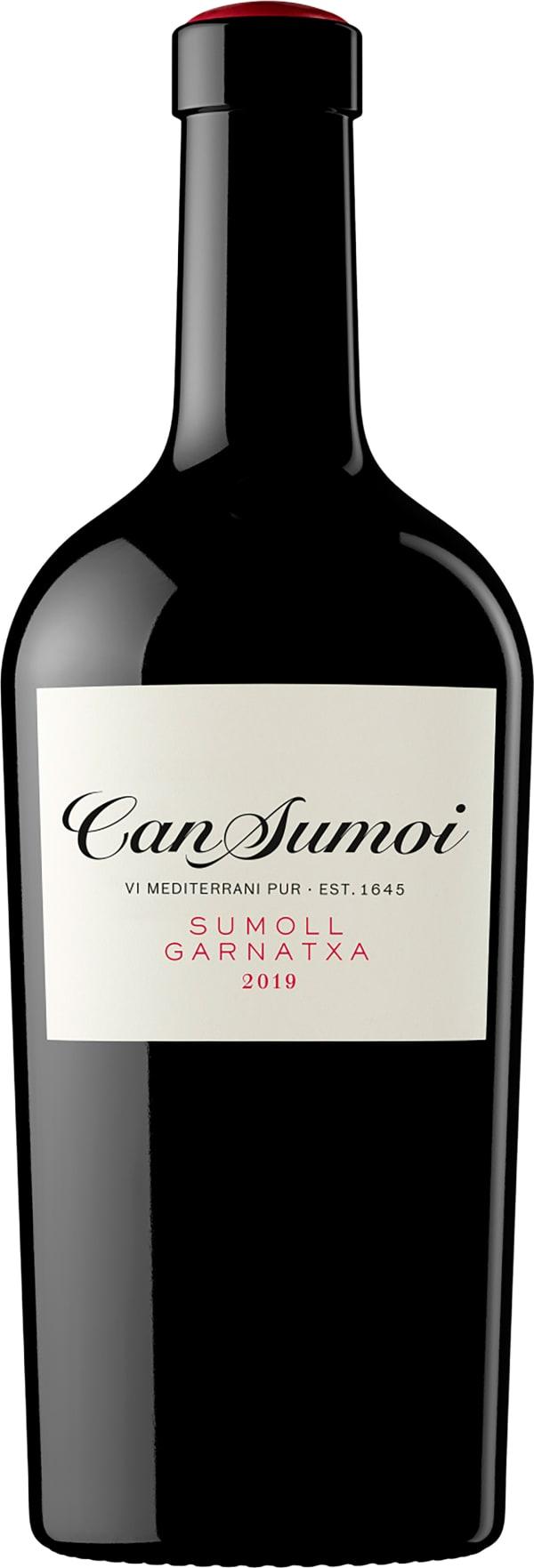 Can Sumoi Sumoll Garnatxa 2019