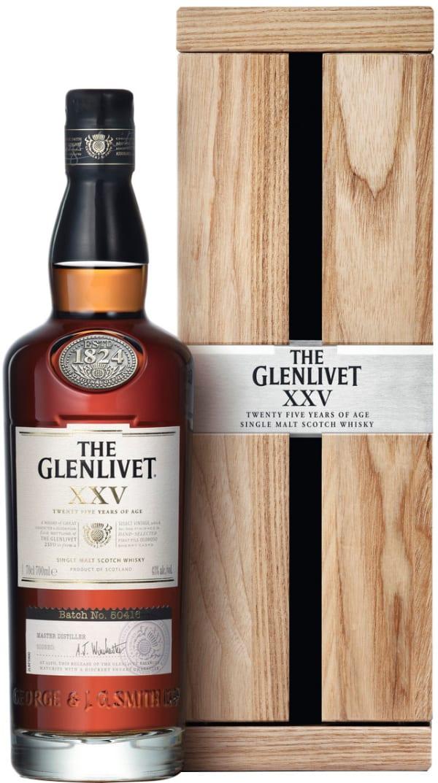 The Glenlivet XXV Year Old Single Malt