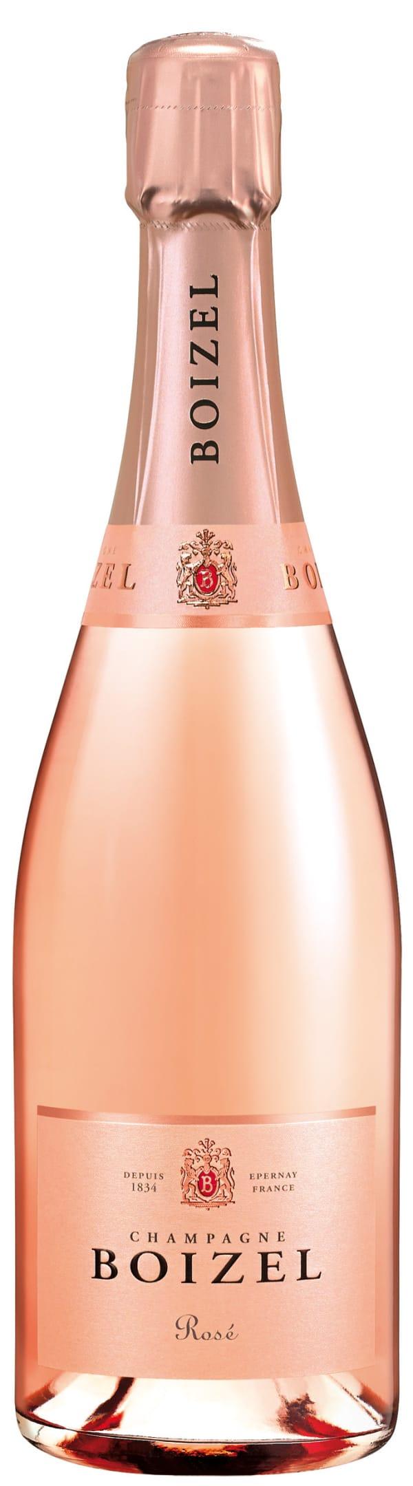Boizel Rosé Champagne Brut
