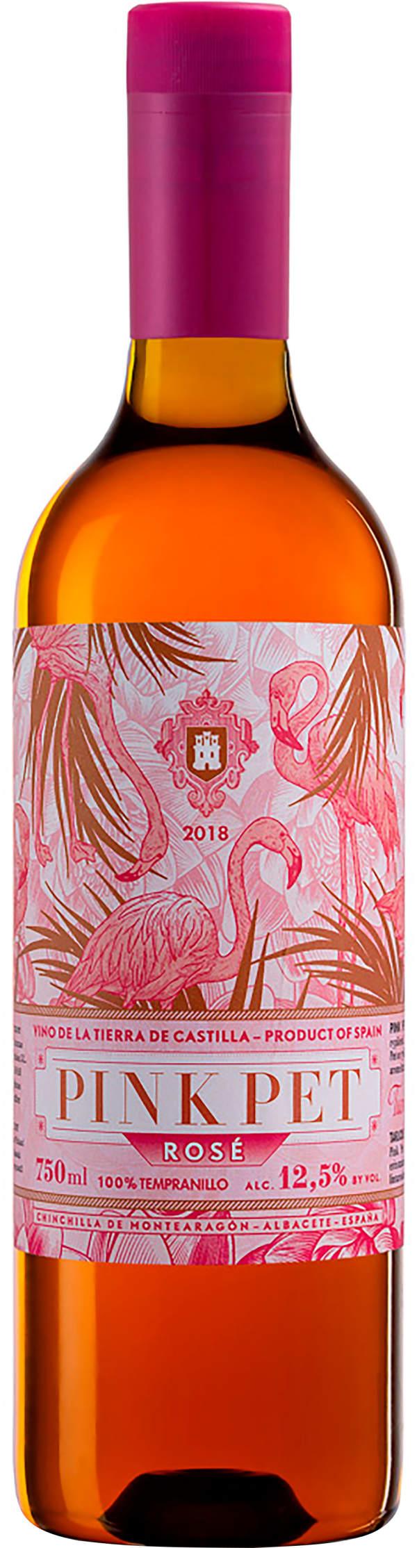 Pink Pet Rosé 2018 plastic bottle
