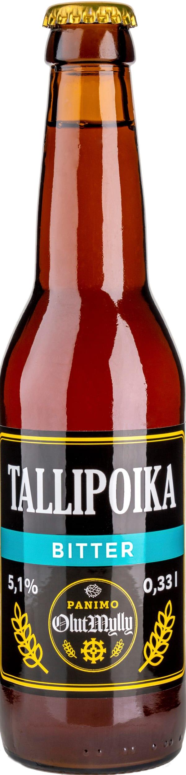 OlutMylly Tallipoika Bitter