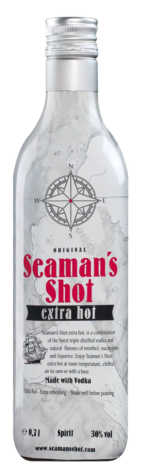 Seaman's Shot Extra Hot