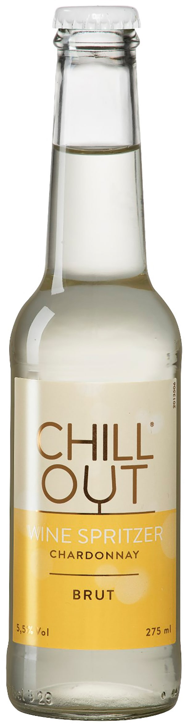 Chill Out Wine Spritzer Chardonnay