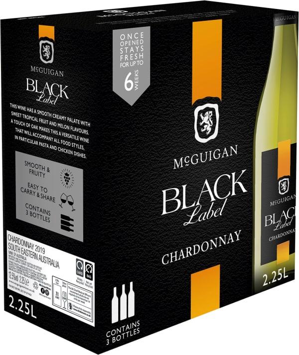 McGuigan Black Label Chardonnay lådvin