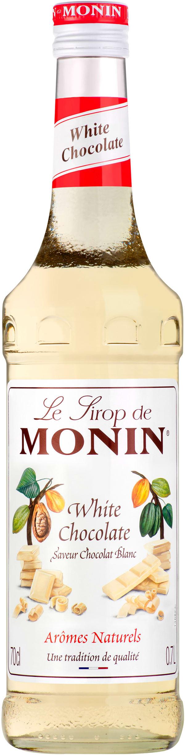 Le Sirop de Monin White Chocolate