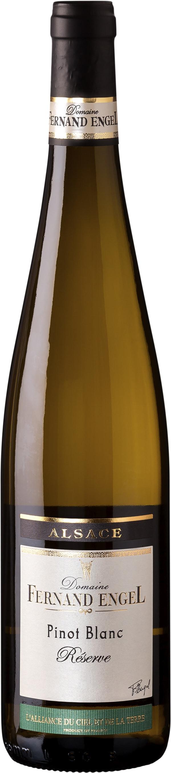 Fernand Engel Pinot Blanc Réserve 2019