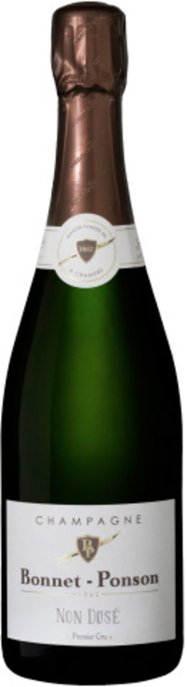 Bonnet-Ponson Perpétuelle Premier Cru Champagne Non Dosé