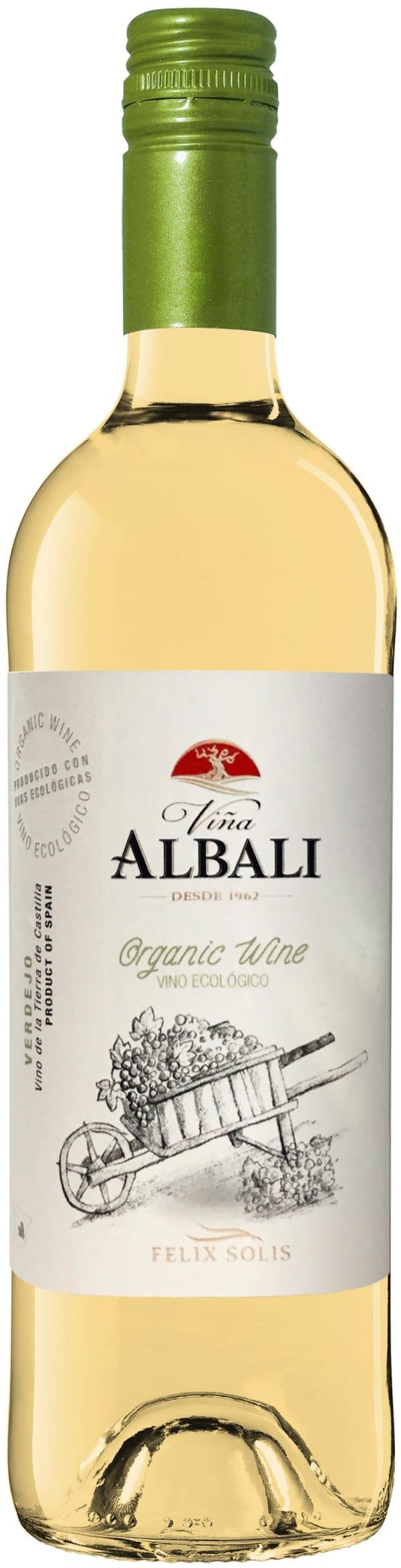 Viña Albali Verdejo Organic 2017