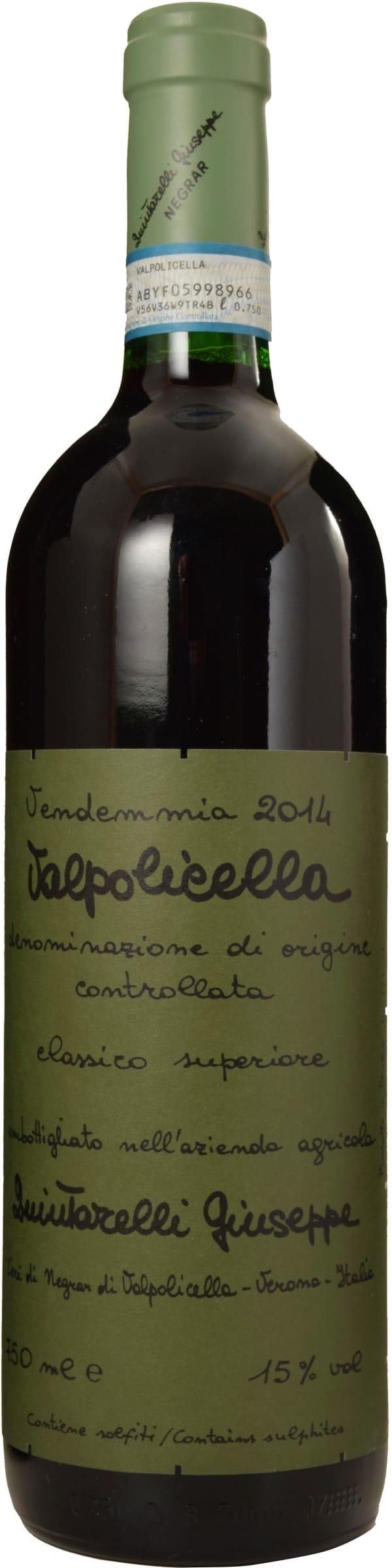 Giuseppe Quintarelli Valpolicella Classico Superiore 2012