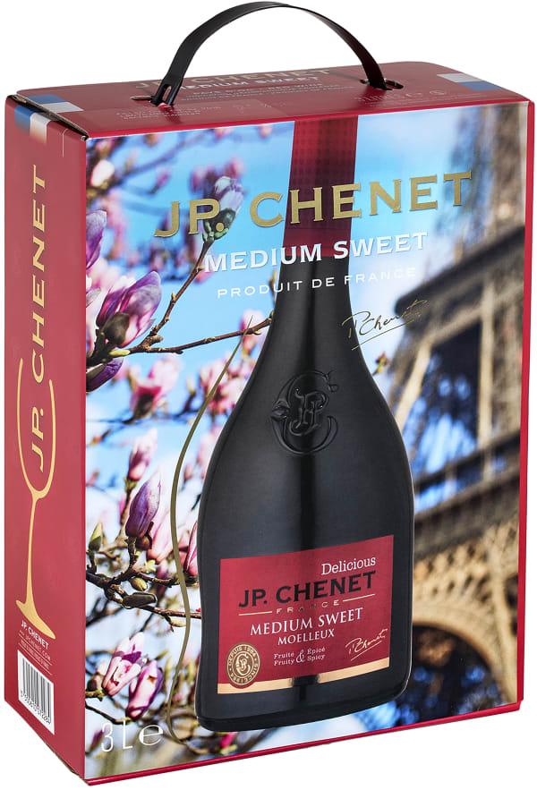 JP. Chenet Medium Sweet Red bag-in-box