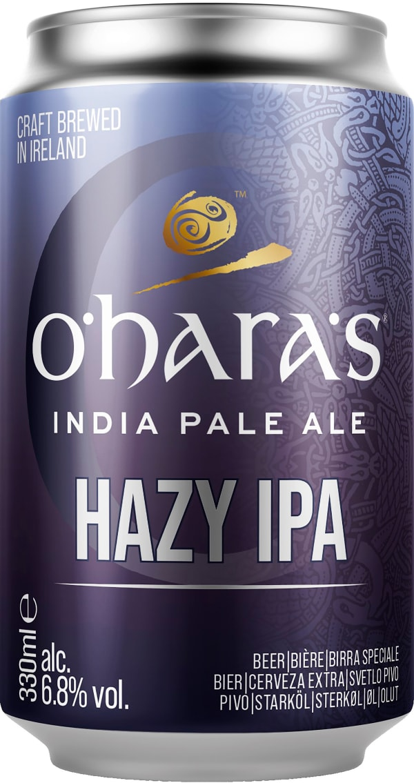 O'Hara's Hazy IPA can