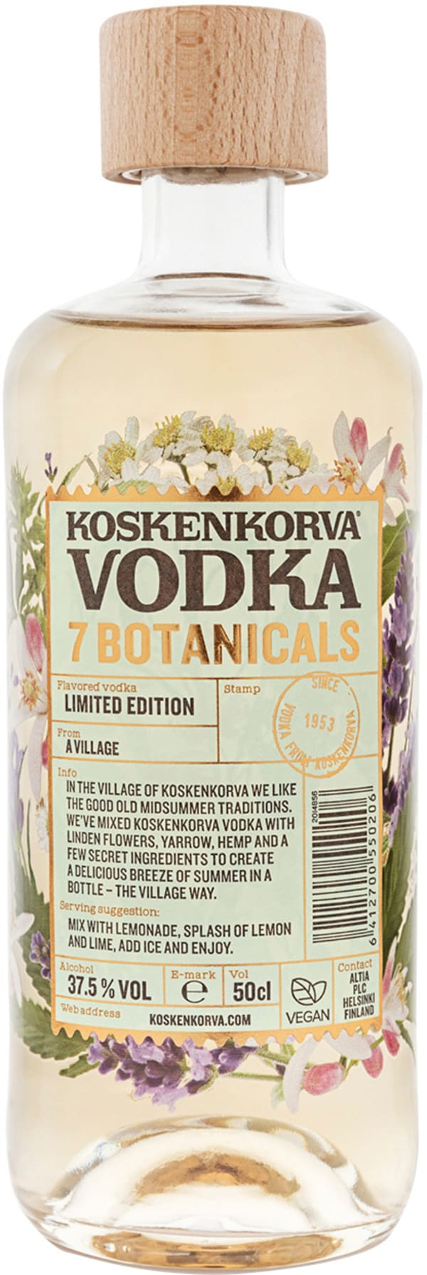 Koskenkorva Botanicals