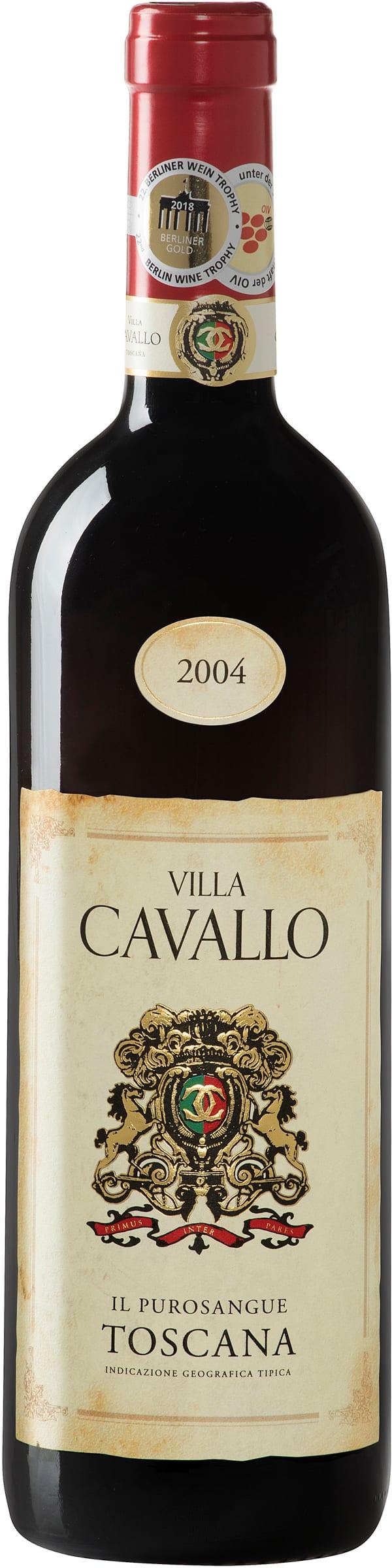 Villa Cavallo Rosso 2004