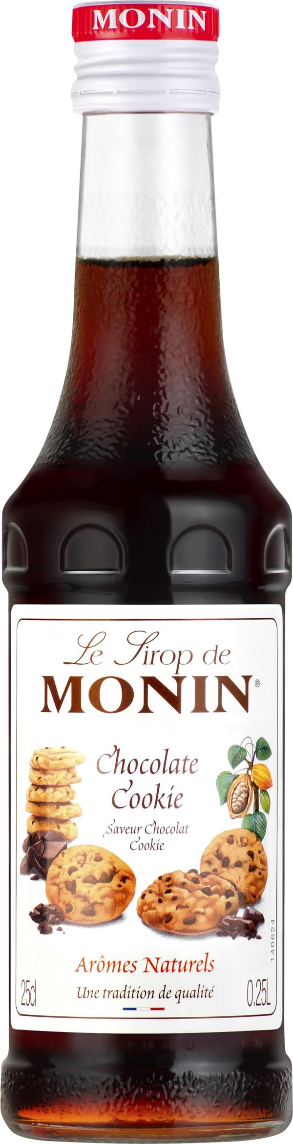 Le Sirop de Monin Chocolate Cookie