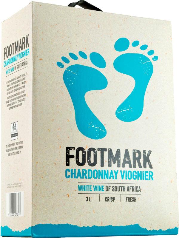 Footmark Chardonnay Viognier 2017 bag-in-box