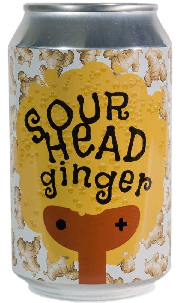 Cool Head Ginger Sour