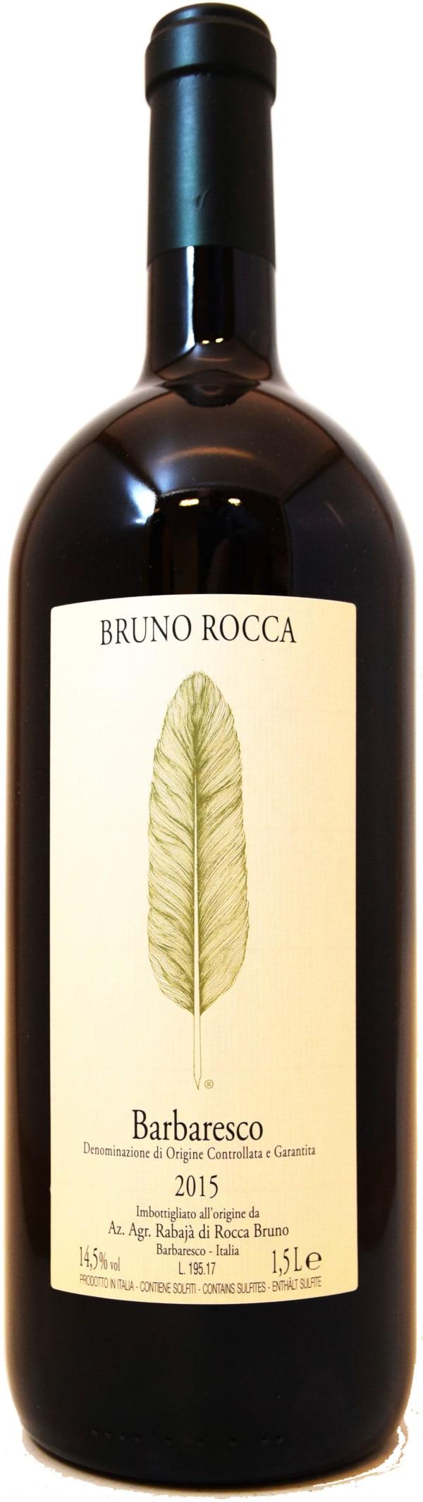 Bruno Rocca Barbaresco Magnum 2015